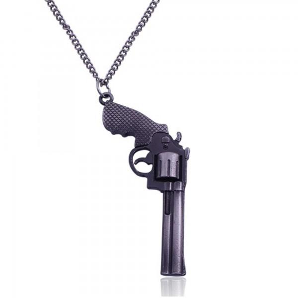 Üç Boyutlu Filinta Silah Kolye