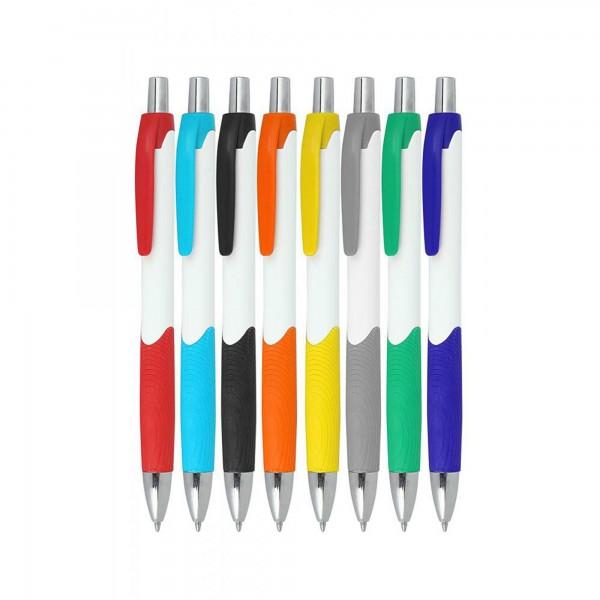 Basmalı Mekanizmalı 10'lu Plastik Promosyon Kalem
