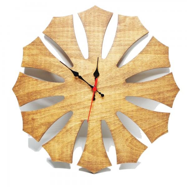 Özel Tasarım Ahşap Duvar Saati